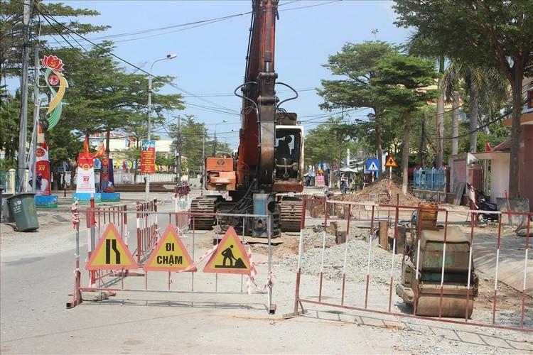 Quảng Nam: Dự án hơn 215 tỉ thi công ì ạch khiến người dân gặp khó khăn ảnh 1