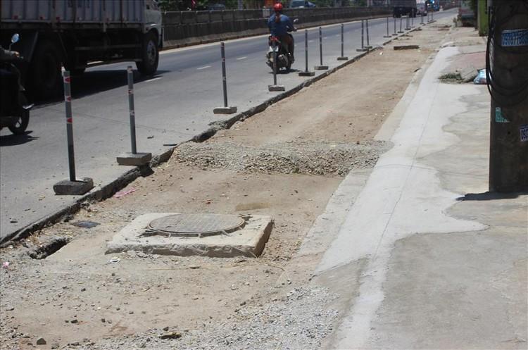 Quảng Nam: Dự án hơn 215 tỉ thi công ì ạch khiến người dân gặp khó khăn ảnh 2