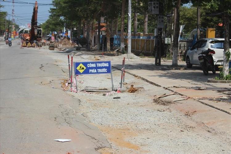 Quảng Nam: Dự án hơn 215 tỉ thi công ì ạch khiến người dân gặp khó khăn ảnh 4