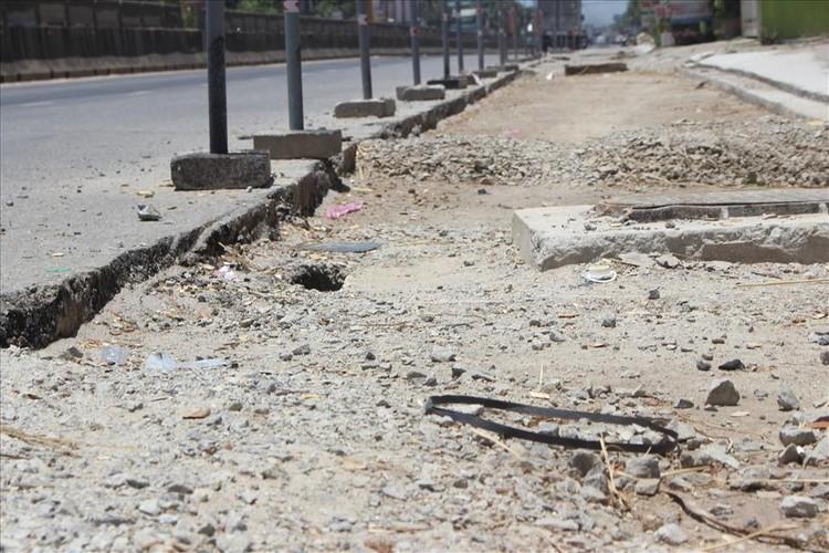 Quảng Nam: Dự án hơn 215 tỉ thi công ì ạch khiến người dân gặp khó khăn ảnh 5
