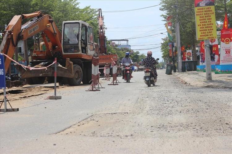 Quảng Nam: Dự án hơn 215 tỉ thi công ì ạch khiến người dân gặp khó khăn ảnh 8