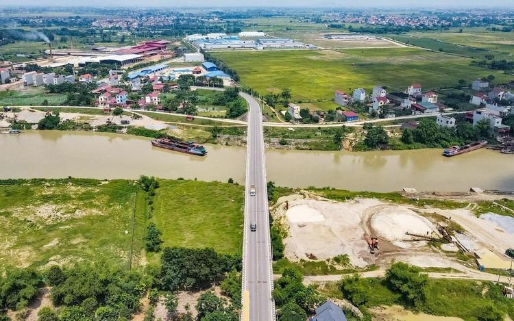 Hàng loạt chốt chặn phòng dịch ở ngoại thành Hà Nội ảnh 7