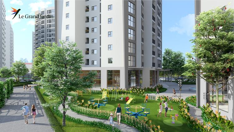 """Nhận nhà, ở ngay tại tâm điểm giáo dục – giải trí mới """"New hub"""" của Hà Nội ảnh 1"""