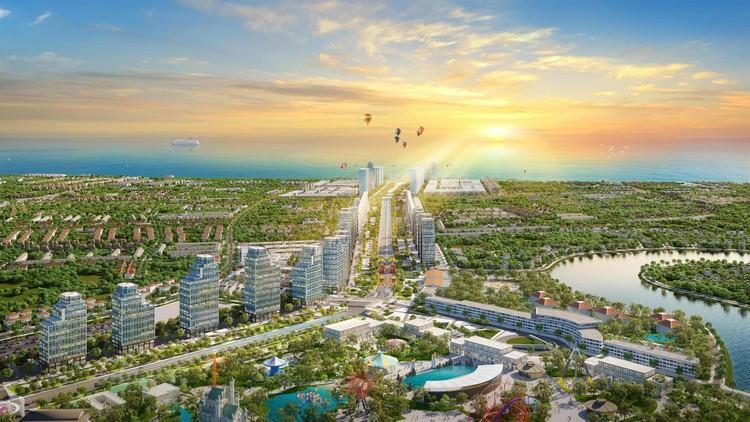 """Sức bật đô thị Sầm Sơn từ quảng trường, đại lộ trung tâm """"không ngủ"""" ảnh 2"""