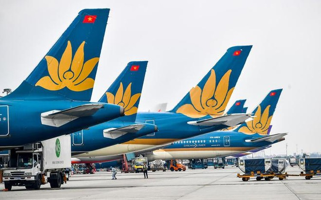 Vietnam Airlines tiếp tục rao bán 11 máy bay ảnh 1