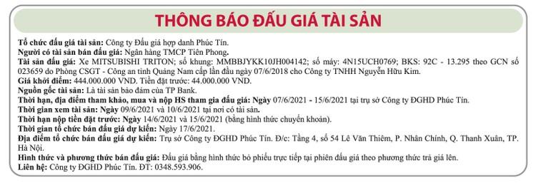 Ngày 17/6/2021, đấu giá xe ô tô Mitsubshi tại Hà Nội ảnh 1