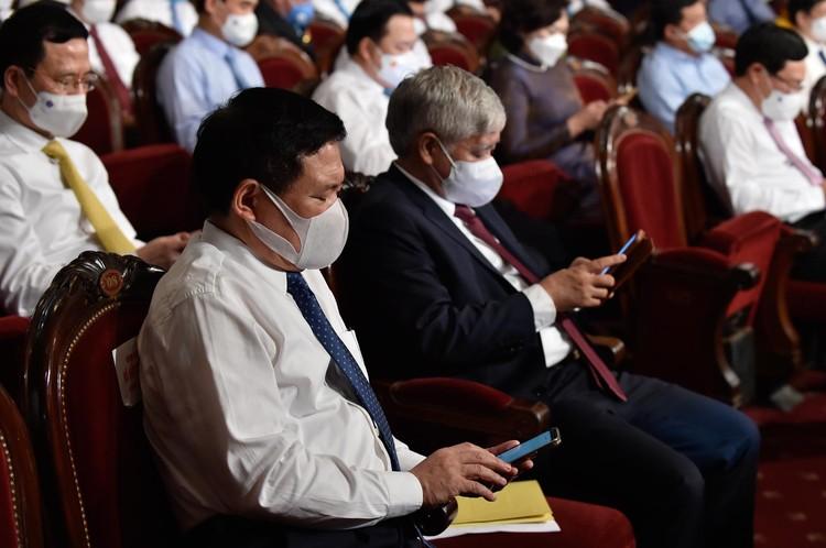 Lễ ra mắt Quỹ vaccine phòng chống COVID-19: Chung tay đẩy lùi đại dịch ảnh 6