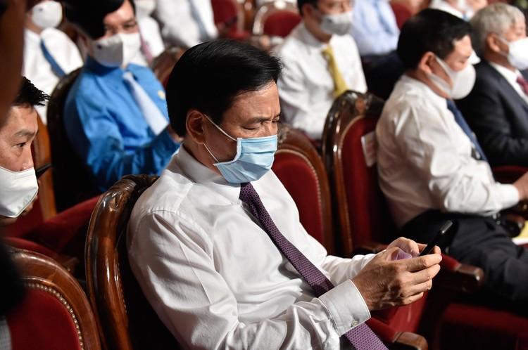 Lễ ra mắt Quỹ vaccine phòng chống COVID-19: Chung tay đẩy lùi đại dịch ảnh 7