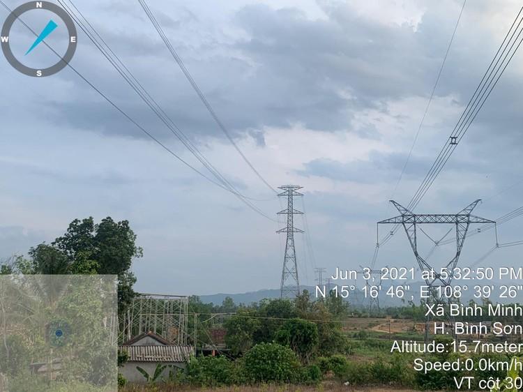 Dự án đường dây 500kV mạch 3 đoạn Dốc Sỏi – Pleiku 2 trên đường về đích ảnh 1