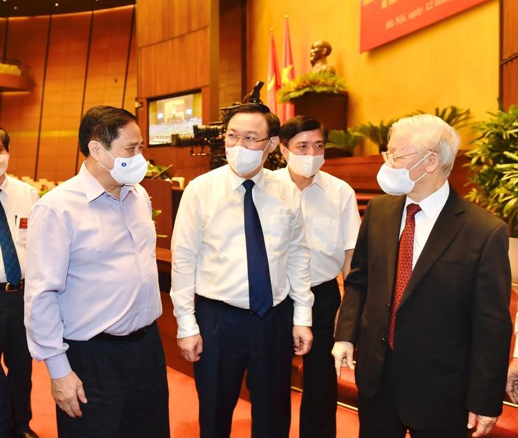 Tư tưởng, đạo đức, phong cách của Chủ tịch Hồ Chí Minh phải thực sự thấm sâu vào đời sống xã hội ảnh 1