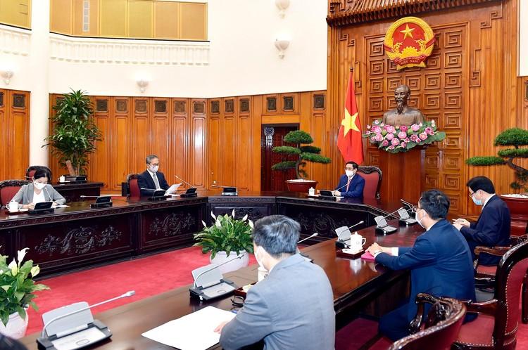 Nhật Bản hỗ trợ Việt Nam 1 triệu liều vaccine phòng chống COVID-19 ảnh 1