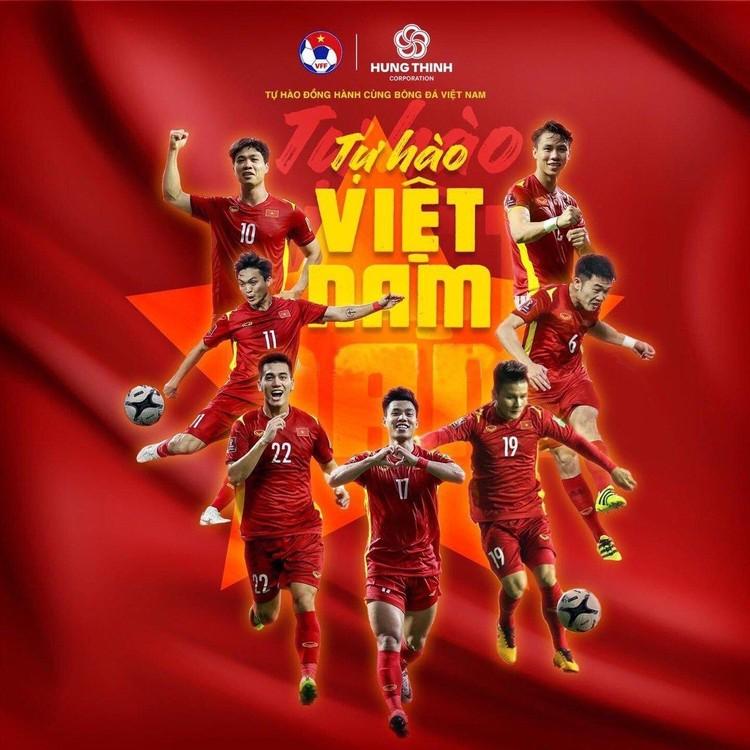 Đạt thành tích xuất sắc tại vòng loại World Cup 2022, Tập đoàn Hưng Thịnh thưởng 2 tỷ đồng cho đội tuyển Việt Nam ảnh 1