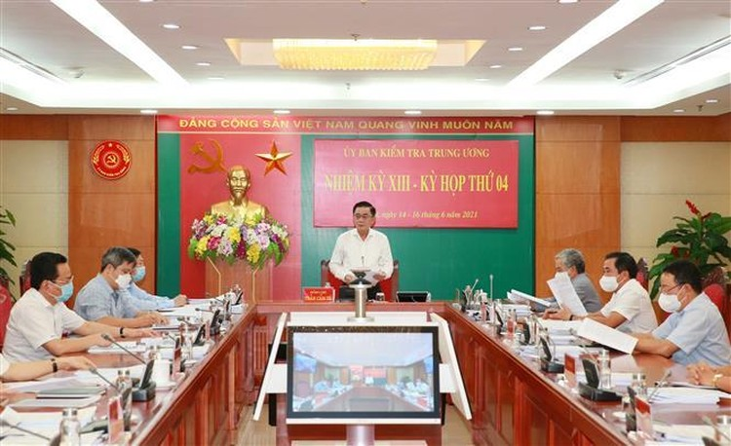 Ủy ban Kiểm tra Trung ương đề nghị kỷ luật Bí thư Bình Dương Trần Văn Nam ảnh 1