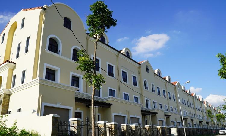 Cận cảnh hàng loạt khu biệt thự bỏ hoang nhiều năm ở ngoại thành Hà Nội ảnh 15