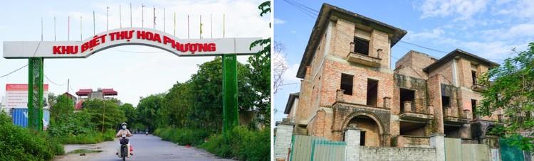 Cận cảnh hàng loạt khu biệt thự bỏ hoang nhiều năm ở ngoại thành Hà Nội ảnh 3