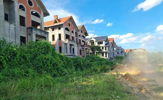Hà Nội: Dự án du lịch biến thành khu biệt thự để bán ảnh 10