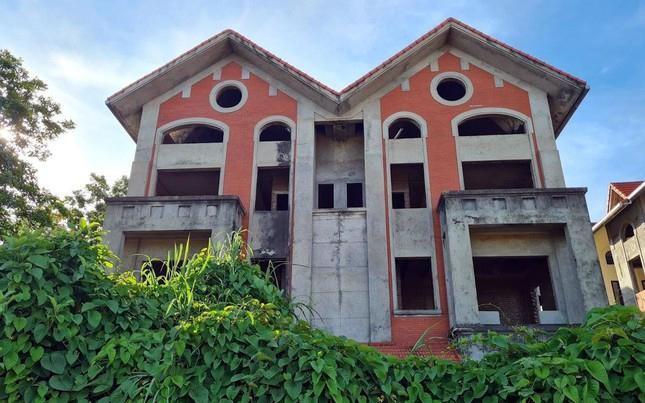 Hà Nội: Dự án du lịch biến thành khu biệt thự để bán ảnh 4