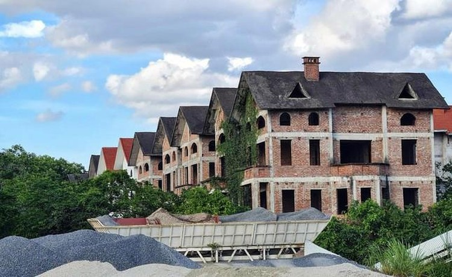 Hà Nội: Dự án du lịch biến thành khu biệt thự để bán ảnh 7