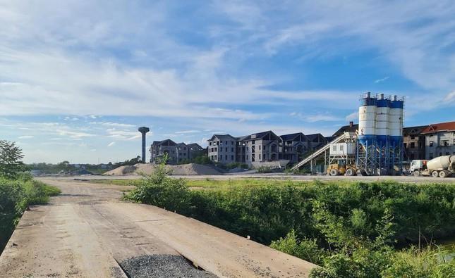 Hà Nội: Dự án du lịch biến thành khu biệt thự để bán ảnh 8