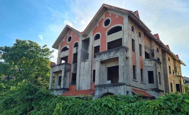 Hà Nội: Dự án du lịch biến thành khu biệt thự để bán ảnh 9