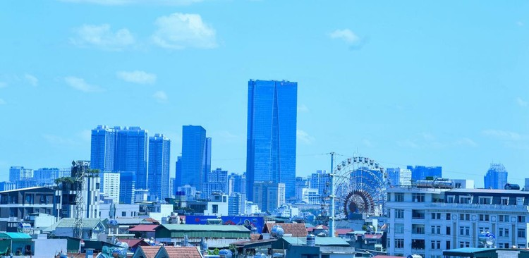 Đường phố Hà Nội thông thoáng, chỉ số về không khí tốt ảnh 4