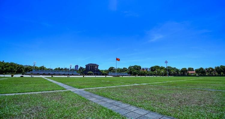 Đường phố Hà Nội thông thoáng, chỉ số về không khí tốt ảnh 5