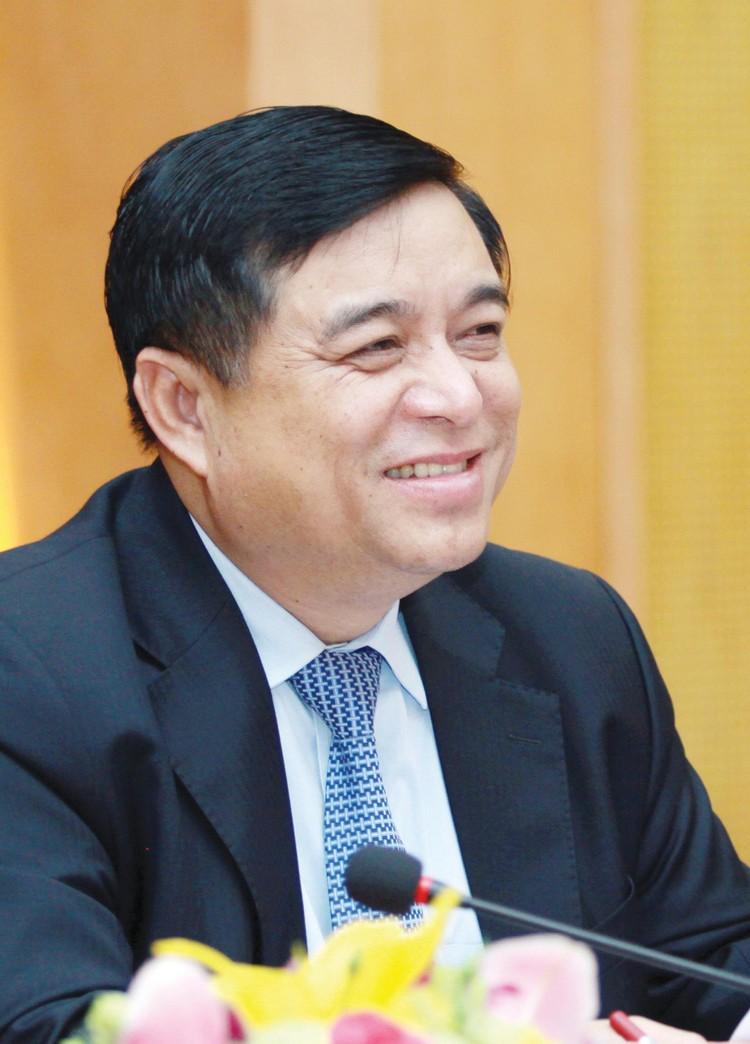 Bộ trưởng Bộ Kế hoạch và Đầu tư gửi thư chúc mừng Báo Đấu thầu nhân dịp kỷ niệm Ngày Báo chí cách mạng Việt Nam ảnh 1
