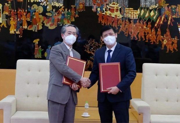 Việt Nam tiếp nhận 500.000 liều vaccine Vero-Cell của Sinopharm ảnh 1