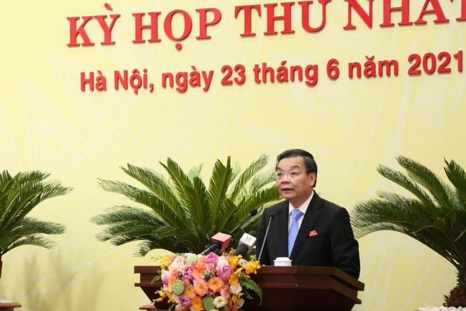 Ông Chu Ngọc Anh tái đắc cử Chủ tịch UBND TP Hà Nội ảnh 2