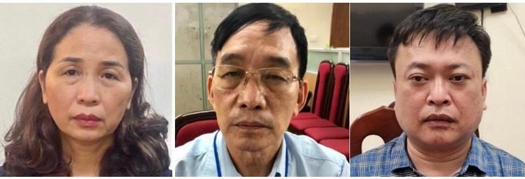 Bắt tạm giam nguyên Giám đốc Sở GD&ĐT tỉnh Quảng Ninh tội vi phạm quy định về đấu thầu ảnh 1