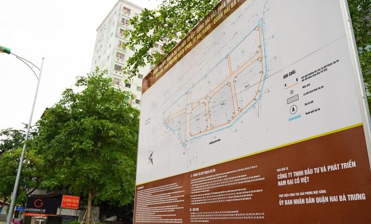 """Những tòa chung cư xây xong rồi bị bỏ hoang ngay trên """"đất vàng"""" thủ đô ảnh 2"""
