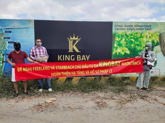 Đồng Nai huỷ văn bản cho phép chủ đầu tư King Bay bán nhà hình thành trong tương lai ảnh 2