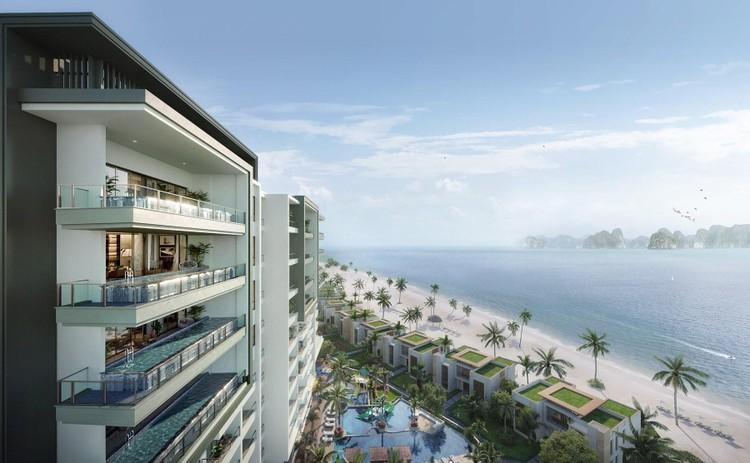 BIM Land công bố các nhà thầu và đối tác thiết kế Dự án nghỉ dưỡng cao cấp InterContinental Halong Bay Resort & Residences ảnh 1