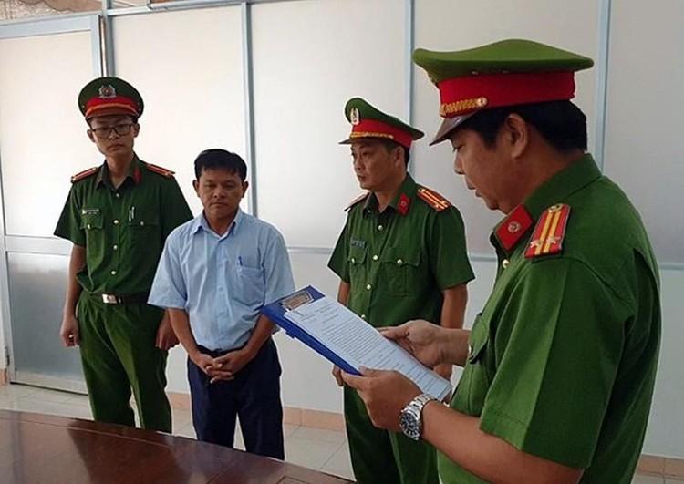 Truy tố loạt cựu lãnh đạo ngành thuế và đất đai TP Phan Thiết ảnh 2