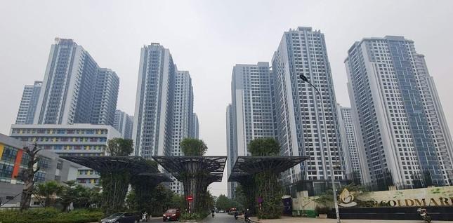 Hà Nội: Thanh tra Bộ Xây dựng chỉ loạt sai phạm tại chung cư Gold Mark City ảnh 1