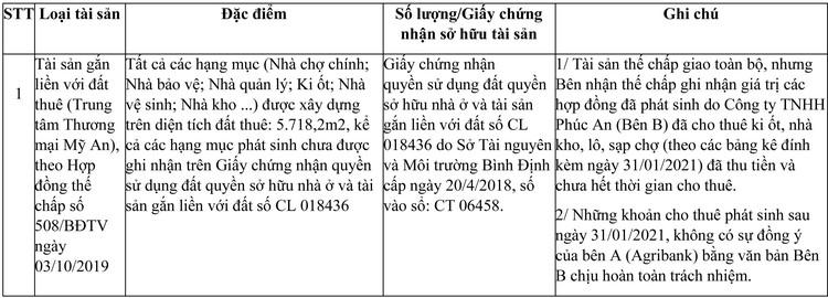Ngày 19/7/2021, đấu giá quyền sử dụng đất tại huyện Tây Sơn, tỉnh Bình Định ảnh 1
