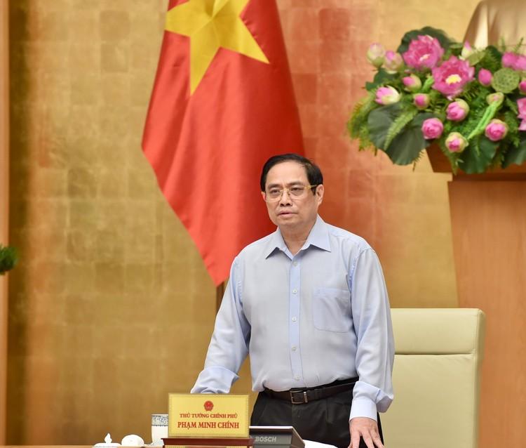 Thủ tướng Chính phủ triệu tập Hội nghị trực tuyến với 27 tỉnh, thành phố phía Nam về phòng chống COVID-19 ảnh 1