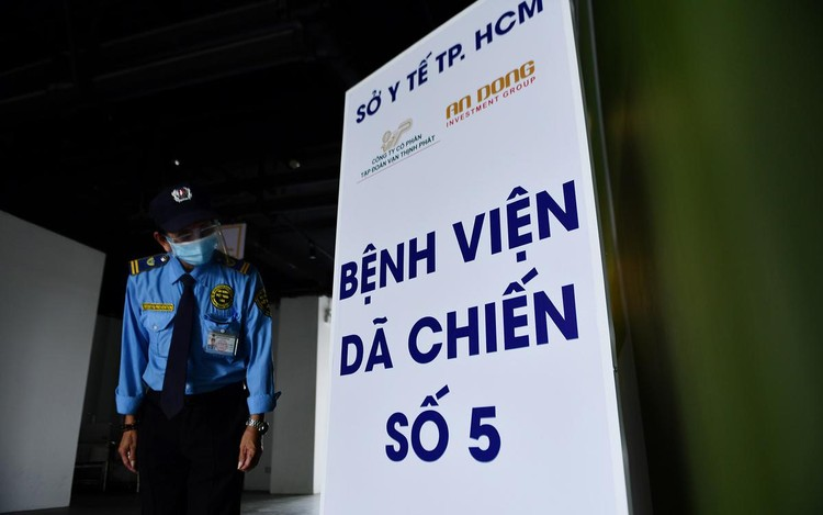 Trưng dụng căn hộ mẫu ở Thuận Kiều Plaza làm nơi nghỉ ngơi cho bác sĩ ảnh 1