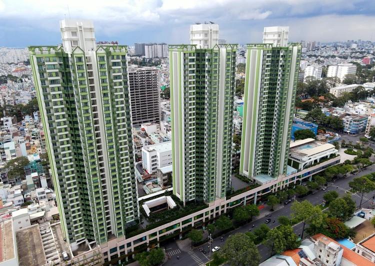 Trưng dụng căn hộ mẫu ở Thuận Kiều Plaza làm nơi nghỉ ngơi cho bác sĩ ảnh 11