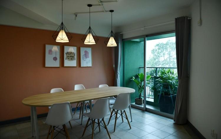 Trưng dụng căn hộ mẫu ở Thuận Kiều Plaza làm nơi nghỉ ngơi cho bác sĩ ảnh 2