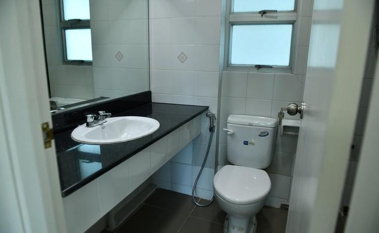 Trưng dụng căn hộ mẫu ở Thuận Kiều Plaza làm nơi nghỉ ngơi cho bác sĩ ảnh 4