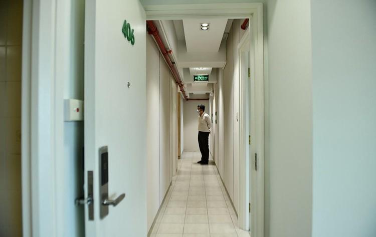 Trưng dụng căn hộ mẫu ở Thuận Kiều Plaza làm nơi nghỉ ngơi cho bác sĩ ảnh 7