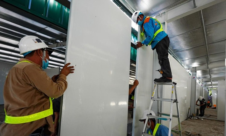 TP.HCM gấp rút xây mới 2 bệnh viện dã chiến với 5.800 giường ảnh 12