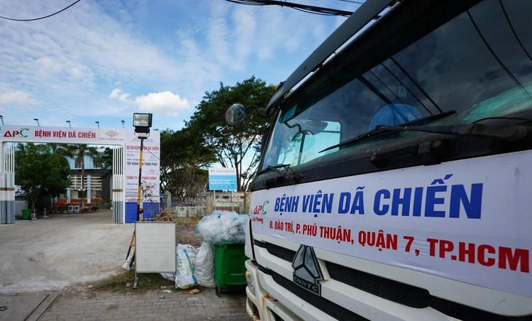 TP.HCM gấp rút xây mới 2 bệnh viện dã chiến với 5.800 giường ảnh 13