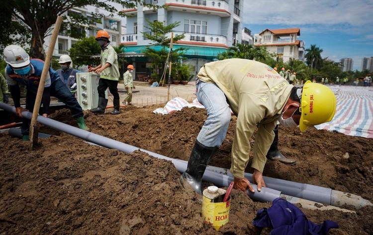 TP.HCM gấp rút xây mới 2 bệnh viện dã chiến với 5.800 giường ảnh 3