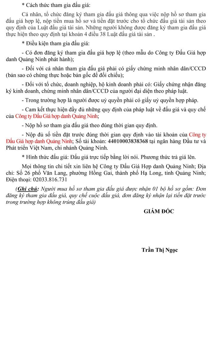 Ngày 30/7/2021, đấu giá xe ô tô Ford Ranger tại tỉnh Quảng Ninh ảnh 5