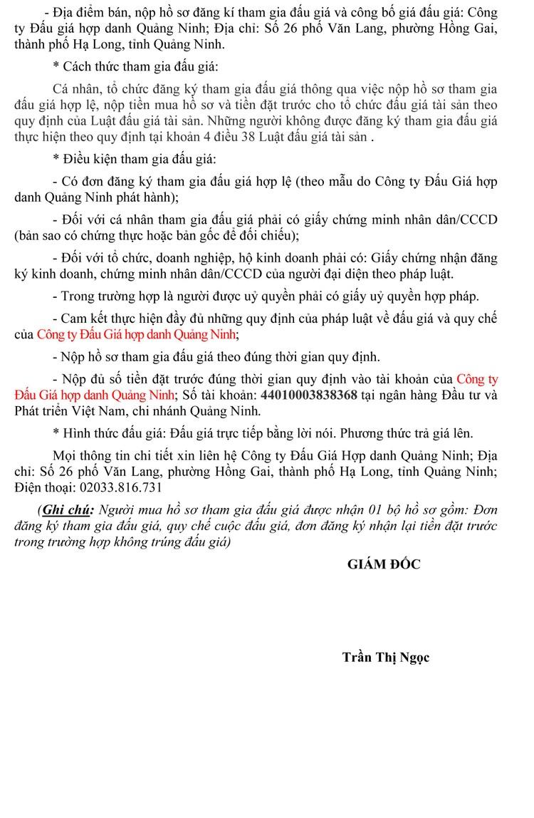 Ngày 2/8/2021, đấu giá xe ô tô Ford tại tỉnh Quảng Ninh ảnh 5