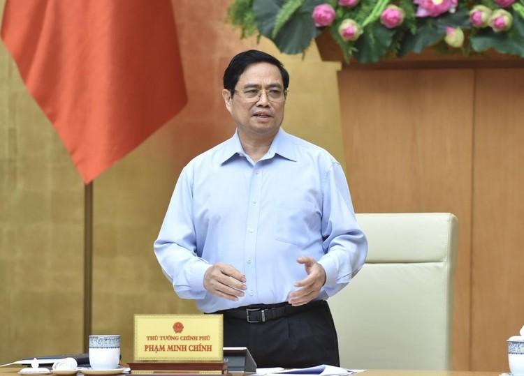 Thủ tướng chủ trì họp khẩn với Ban Chỉ đạo Quốc gia phòng, chống COVID-19 ảnh 3