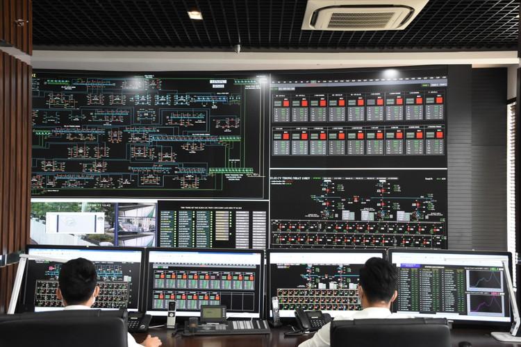 Đảm bảo nguồn cung ứng điện cho Hà Nội trong điều kiện dịch phức tạp ảnh 1