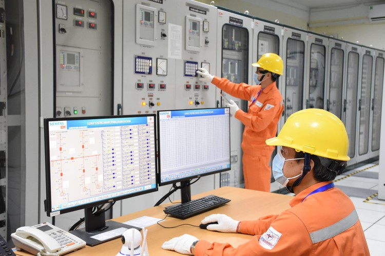 Đảm bảo nguồn cung ứng điện cho Hà Nội trong điều kiện dịch phức tạp ảnh 3
